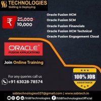 Join Online Training on Oracle Fusion Applications